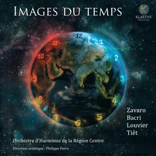 Cover Images du temps