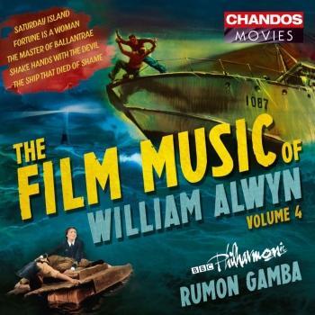 Cover The Film Music of William Alwyn, Vol. 4