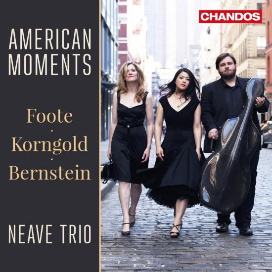 Cover American Moments
