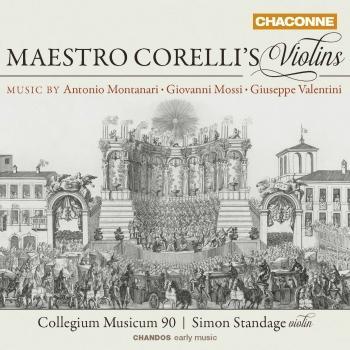 Cover Maestro Corelli's Violins