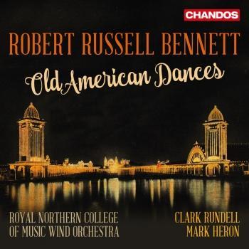 Cover Bennett: Old American Dances