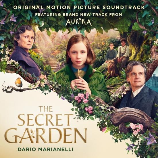 Cover The Secret Garden (Soundtrack)