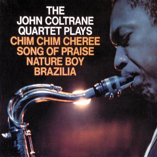 Cover The John Coltrane Quartet Plays (Remaster)