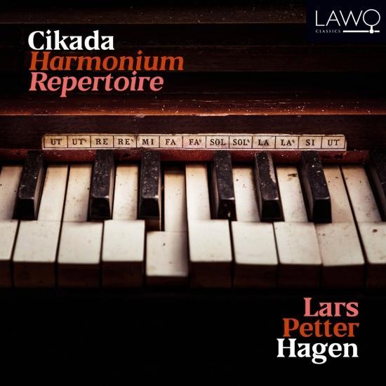 Cover Lars Petter Hagen: Harmonium Repertoire