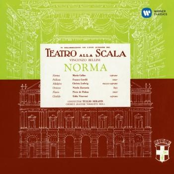 Cover Bellini: Norma (1960 - Serafin) - Callas Remastered
