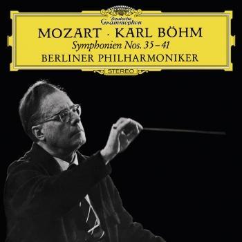 Cover Mozart: Symphonies Nos.35 'Haffner', 36 'Linzer', 38 'Prager', 39, 40, 41 'Jupiter'