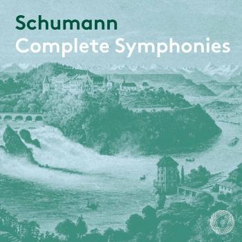Cover R. Schumann: Complete Symphonies