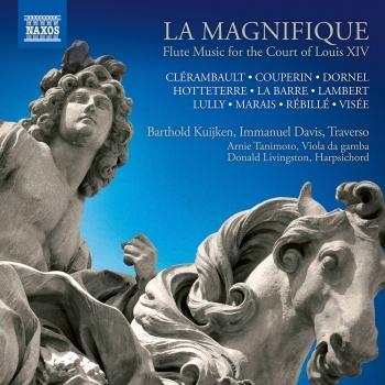 Cover La magnifique