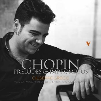 Cover Chopin: Preludes & Impromptus (Live)