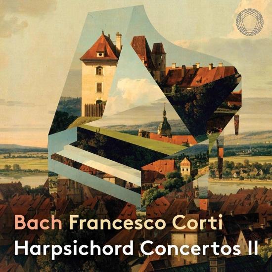 Cover J.S. Bach: Harpsichord Concertos, Vol. 2