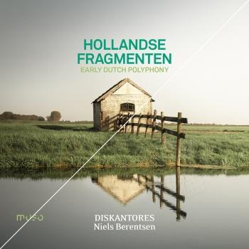 Cover Hollandse Fragmenten [Early Dutch Polyphony]