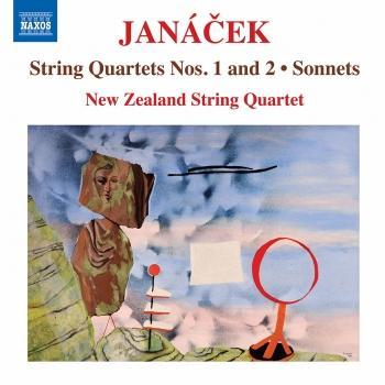 Cover Janáček: Chamber Works