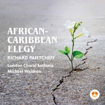 Cover Richard Pantcheff: African-Caribbean Elegy, Op. 70