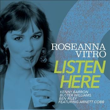 Cover Listen Here (Remastered)