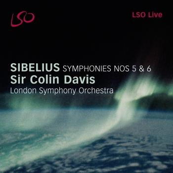 Cover Sibelius: Symphonies Nos. 5 & 6