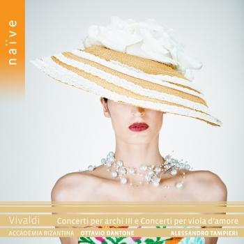 Cover Vivaldi: Concerti per archi III e concerti per viola d'amore