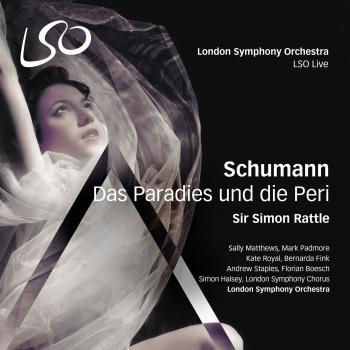 Cover Schumann: Das Paradies und die Peri