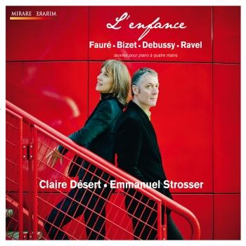 Cover Fauré, Bizet, Debussy, Ravel: L'enfance