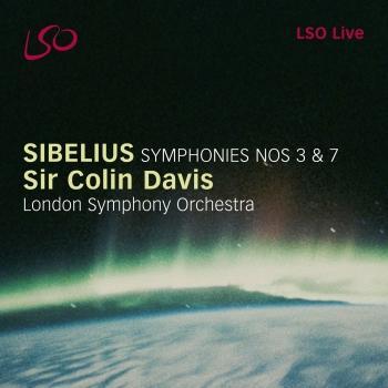 Cover Sibelius: Symphonies Nos. 3 & 7