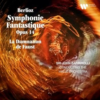 Cover Berlioz: Symphonie fantastique, Op. 14 & Extraits de La Damnation de Faust, Op. 24 (Remastered)
