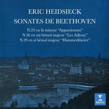 Cover Beethoven: Sonates pour piano Nos. 23 'Appassionata', 26 'Les Adieux' & 29 'Hammerklavier' (Remastered)