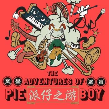 Cover The Adventures of Pie Boy