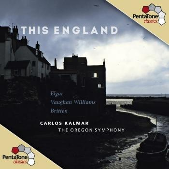 Cover This England - Britten / Elgar / Vaughan Williams