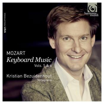 Cover Mozart: Keyboard Music Vol. 5 & 6