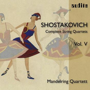 Cover Shostakovich: Complete String Quartets, Vol. V