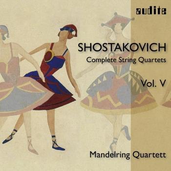 Cover Shostakovich: Complete String Quartets, Vol. V