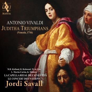 Cover Vivaldi: Juditha Triumphans, RV 644