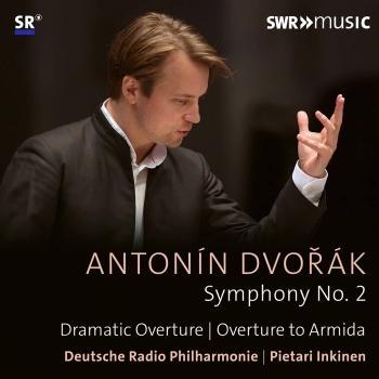 Cover Dvořák: Complete Symphonies, Vol. 4