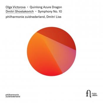 Cover Victorova: Quinlong Azure Dragon – Shostakovich: Symphony No. 10