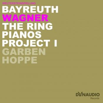Cover Richard Wagner: The Ring Pianos Project
