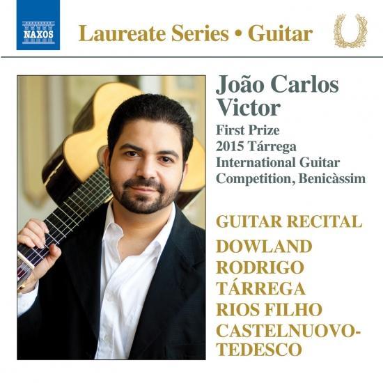 Cover Guitar Recital: João Carlos Victor