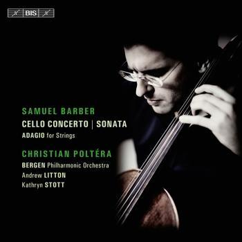 Cover Barber: Cello Concerto & Sonata