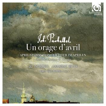 Cover Pachelbel: Un orage d'avril
