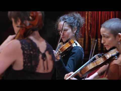 Video Quatuor Voce - Bartok, Schulhoff & Janacek Lettres intimes