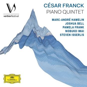 Cover Franck: Piano Quintet in F Minor, FWV 7