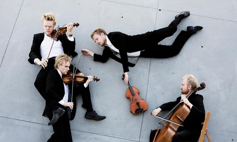 Review Danish String Quartet - Last Leaf
