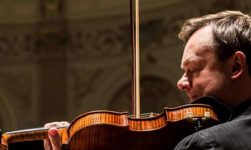 Review Frank Peter Zimmermann, Bamberger Sinfoniker & Jakub Hruša - Martinů Violin Concertos Nos. 1 & 2 - Bartók Sonata for Solo Violin