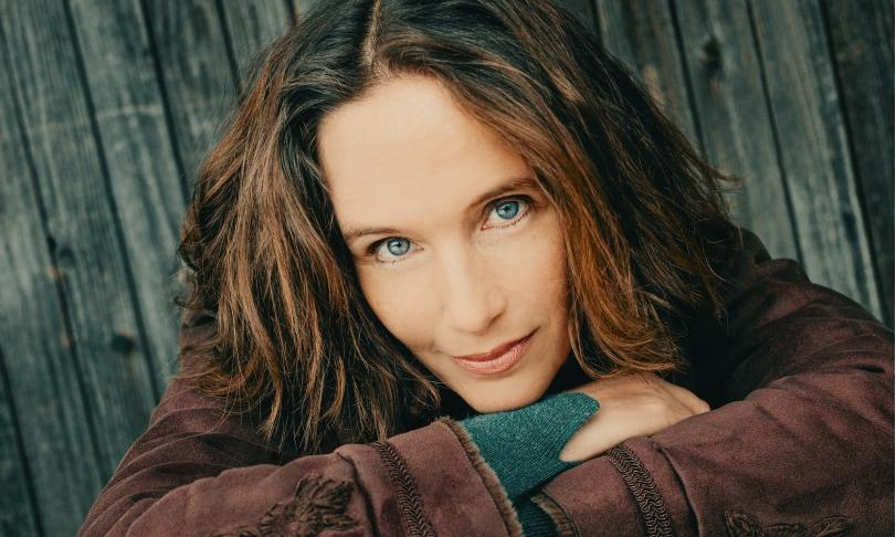 Review Hélène Grimaud - The Messenger
