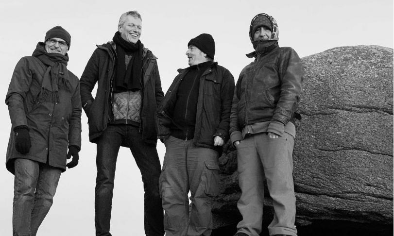 Review Michel Benita Quartet - Looking At Sounds