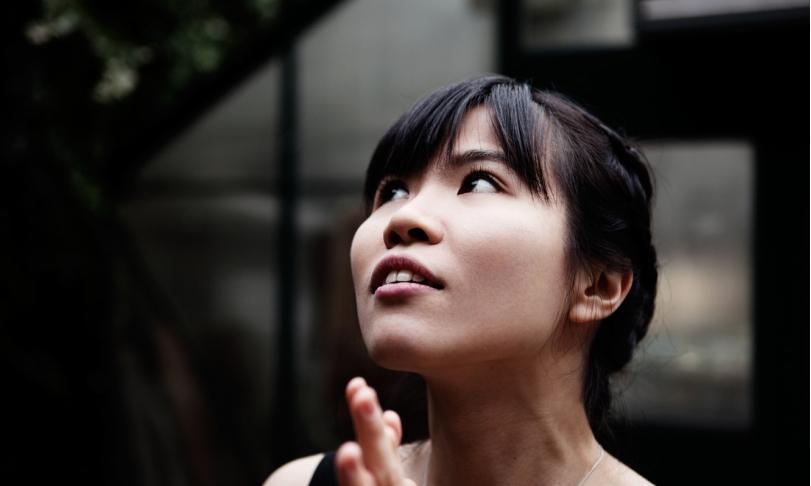 Review Mika Sasaki & Petteri Iivonen - Obsidian: Mika Sasaki plays Clara Schumann