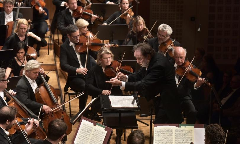Review Lucerne Festival Orchestra & Riccardo Chailly - Stravinsky: The Rite of Spring; Scherzo fantastique, Chant funèbre; Faun & Shepherdess