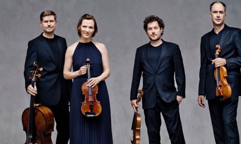 Review Signum Quartett - Schubert - Aus der Ferne