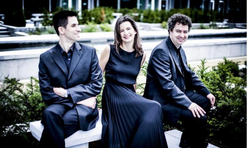 Review Trio Khaldei - Trio Khaldei Shostakovich & Prokofieff