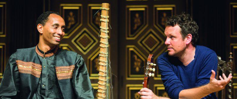 Review Tunde Jegede & Derek Gripper - Mali in Oak