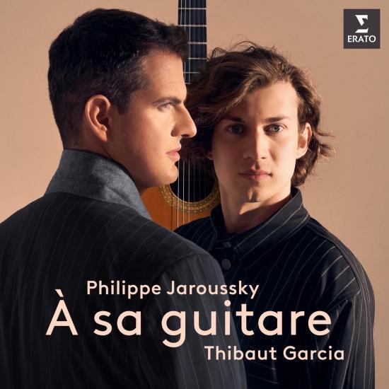 Cover À sa guitare
