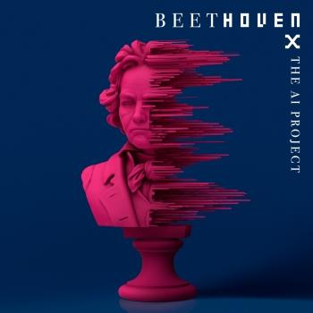 Cover Beethoven X: The AI Project